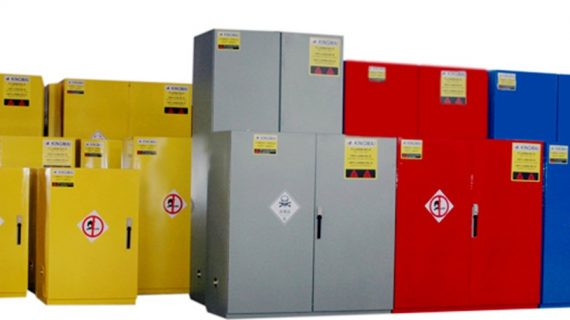 Special Corrosive Chemical Storage