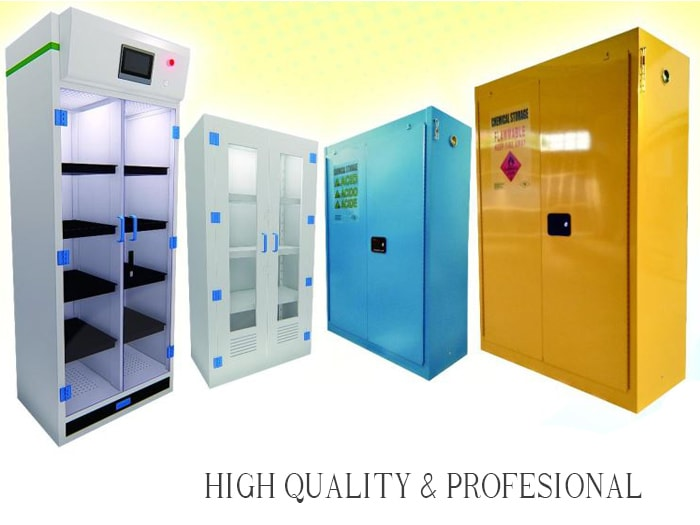 jual chemical storage laboratorium