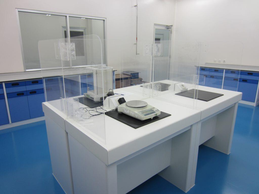 jual balance table laboratorium